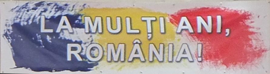 LA multi ani Romania!!!!